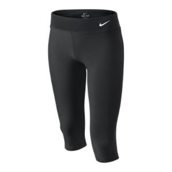 Nike Legend Tight Girls' Capri Pants - Black