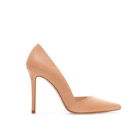 ASYMMETRIC LEATHER POINTY SHOE - Shoes - Woman | ZARA Slovenia