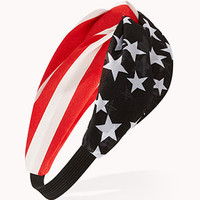 Star-Spangled Headwrap