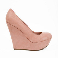 Cilo Platform Wedge $37