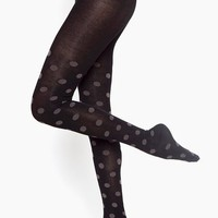Tabitha Polka Dot Tights  in  Sale at Nasty Gal