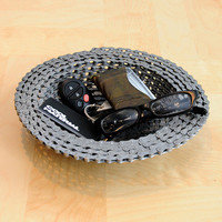 Bike Chain Bowl - Cool Material