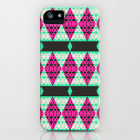 Mix #374 iPhone & iPod Case by Ornaart