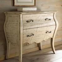 """Calligraphy"" Chest?-?Neiman Marcus"