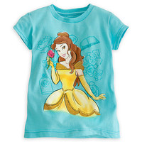 Disney Belle Tee for Girls | Disney Store