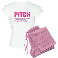 Pitch Perfect Women's Light Pajamas> Pitch Perfect (Pink) T-shirts> www.cafepress.com/hometownshirt2