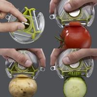 3-in-1 Design Rotary Peeler by Joseph & Joseph
