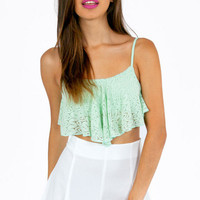 Cali Bound Crop Top $22