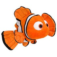 Mini Bean Bag Nemo Plush Toy -- 9'' L | Disney Store
