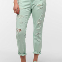 BDG Slim Straight Jean - Blasted