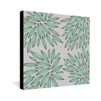 DENY Designs Home Accessories | Gabi Mint Gallery Wrapped Canvas