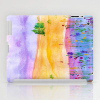 Mirage iPad Case by Erin Jordan
