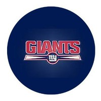Amazon.com: Custom New York Giants Round Mouse Pad - Custom Your Own MP-754: Office Products