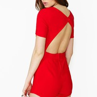 Eternal Flame Romper