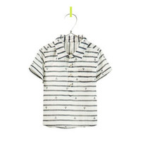 ANCHORS AND STRIPES SHIRT - Shirts - Baby boy - Kids | ZARA United States