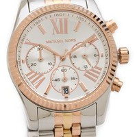 Michael Kors Lexington Triology Watch | SHOPBOP