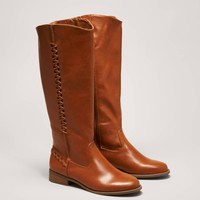 AEO Zig Zag Riding Boot | American Eagle Outfitters