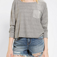 BDG Kim Boxy Cropped Top