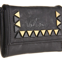 Volcom Prizm Prizon Wallet Black - Zappos.com Free Shipping BOTH Ways