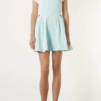 MOTO Aqua Stripe Pini Dress - New In This Week - New In - Topshop USA