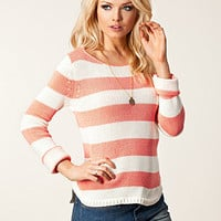 Diego Stripe Knit, Vila