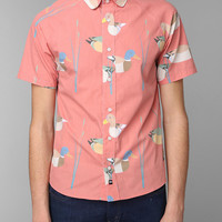 ambsn Quacky Button-Down Shirt