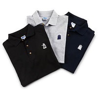 Doctor Who Polo Shirts