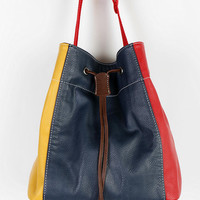 Urban Outfitters - Cooperative Colorblock Bucket Bag