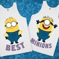 Best Minions - Skreened T-shirts, Organic Shirts, Hoodies, Kids Tees, Baby One-Pieces and Tote Bags Custom T-Shirts, Organic Shirts, Hoodies, Novelty Gifts, Kids Apparel, Baby One-Pieces   Skreened - Ethical Custom Apparel