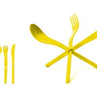 Cutlery set JOIN by KONSTANTIN SLAWINSKI | design Ding3000