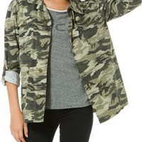 BILLABONG SPECIAL FORCEZZ CAMO JACKET | Swell.com
