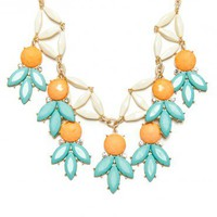 Amberly Necklace - ShopSosie.com