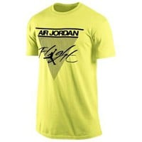 Jordan Classic Flight T-Shirt - Men's at Foot Locker