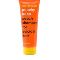 Anatomicals Peachy Head Shampoo 250ml at asos.com