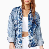 Levi's Denim Jacket - Placid Acid