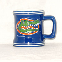 Florida Gators 2oz Sculpted Mini Mug NCAA