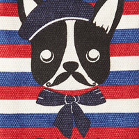 French Bulldog Sunglasses Pouch | FOREVER 21 - 1058231116