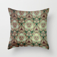 VOLITIONAL  Throw Pillow by Chrisb Marquez
