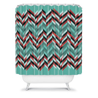 DENY Designs Home Accessories | Gabi Factor Shower Curtain