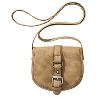 Merona® Flap Crossbody Handbag - Tan