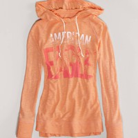 AE Signature Hooded Tee | American Eagle Outfitters