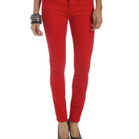 Fashionista Skinny Jean - Regular | Shop Americana at Wet Seal