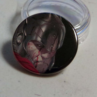 "Comic Book 1.5"" Button// Thor"
