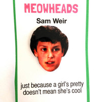 Sam Weir // Freaks and Geeks Adjustable Ring