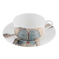 Anatomica Tea Set, Buy Unique Gifts From CultureLabel.com