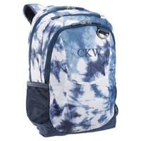 Ketchum Navy Tie-Dye Backpack