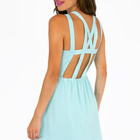 All The Ladies Cutout Dress $39