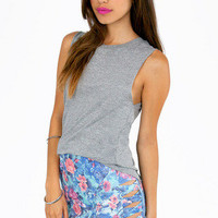 Trimming Flowers Skirt $26