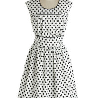 No Dot about It Dress | Mod Retro Vintage Dresses | ModCloth.com