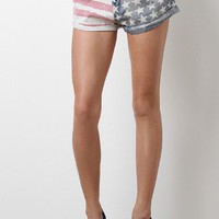Vintage Glory High Waisted Shorts